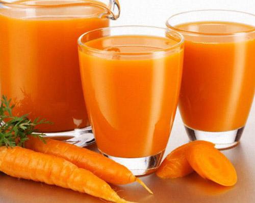 Nên ăn nhiều cà rốt có lợi cho cơ thể