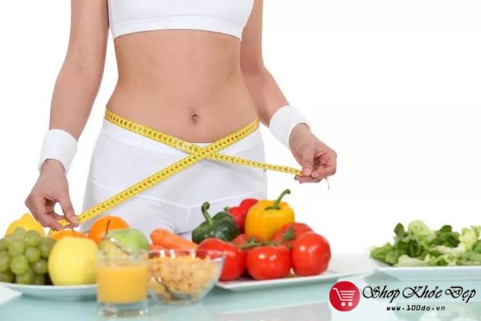 Mách bạn thực phẩm giảm cân hiệu quả an toàn