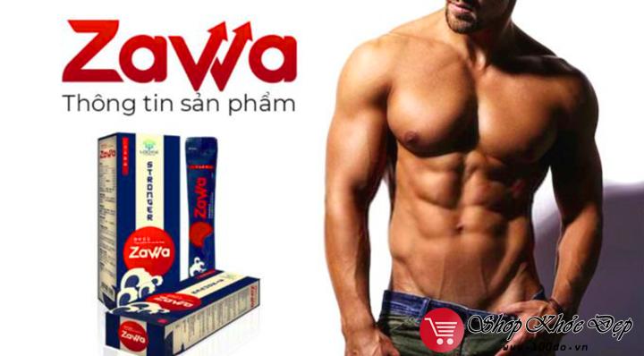 Công dụng của Zawa: Review Zawa giá bao nhiêu tiền, ZAWA mua ở đâu chính hãng
