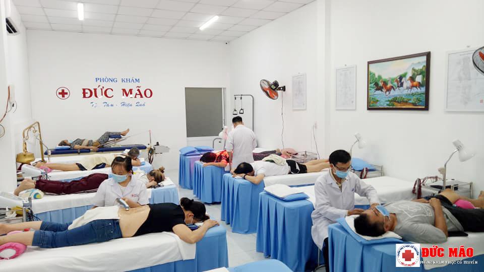 Phòng Tập Lý Trị Liệu Ở quận 12, Gò Vấp TPHCM, Phòng khám phòng khám vật lý trị liệu phục hồi chức năng Đức Mão